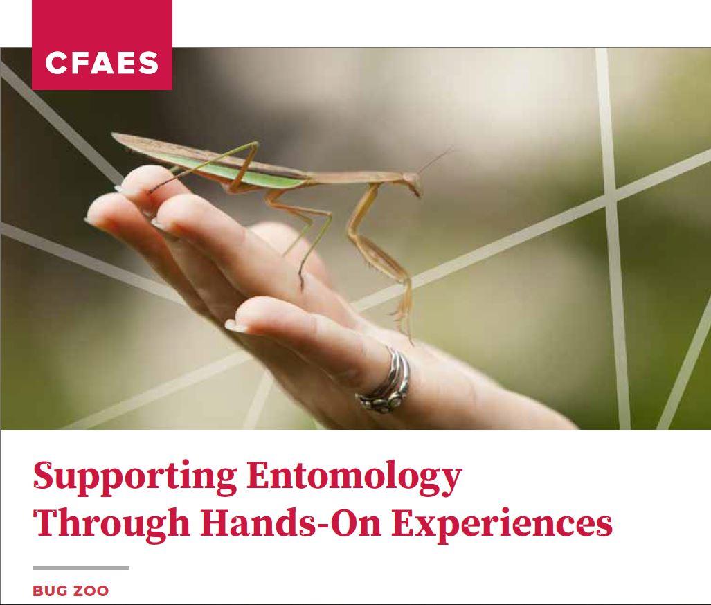 Entomology Bug Zoo