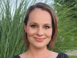 Dr. Ashley Leach, Assistant Professor of Specialty Crop Entomology